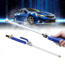 Car High Pressure Washer Water Gun Power Spray Nozzle Hose Long Cleaning Tools Garden